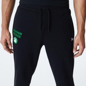 New Era Piping Detail Boston Celtics Joggers ''Black''