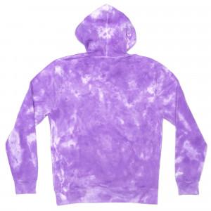 M&N Tie-Dye Toronto Raptors Hoodie ''Purple''