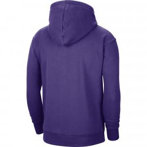 Nike NBA Pullover Hoodie Los Angeles Lakers Essential ''Purple''
