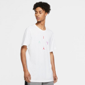 Air Jordan Air T-Shirt ''White''