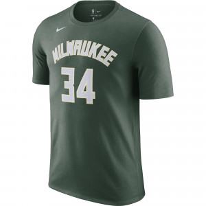 Nike NBA Giannis Antetokounmpo Milwaukee Bucks T-Shirt ''Green''