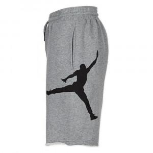 Air Jordan Jumpman Fleece Shorts ''Grey''