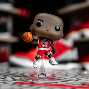 Funko POP! NBA Chicago Bulls Michael Jordan Vinyl Figure