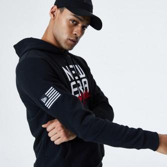 New Era NBA New York Graphic Hoodie ''Black''