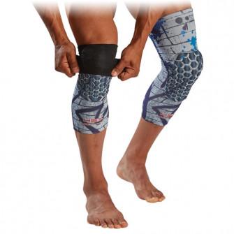 McDavid Hex Reversible Knee Sleeve ''Gaffiti''