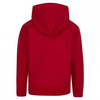 Air Jordan Jupman Fleece Zip-Up Hoodie ''Red''