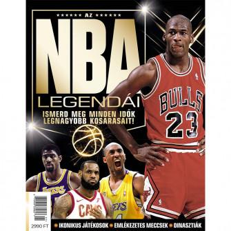 Az NBA Legendái bookazine
