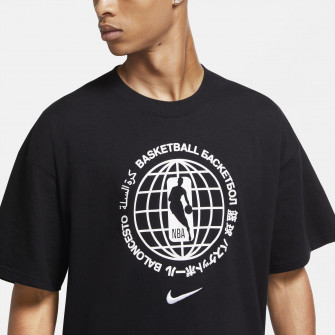 Nike NBA Nike Team 31 Courtside T-Shirt ''Black''