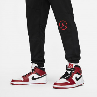 Air Jordan Sport DNA Tricot Pants ''Black/Chile Red''