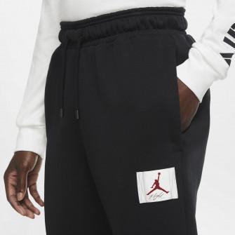 Air Jordan Flight Fleece Pants ''Black''