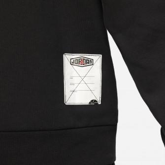 Air Jordan Sport DNA Fleece Crew Sweatshirt ''Black''