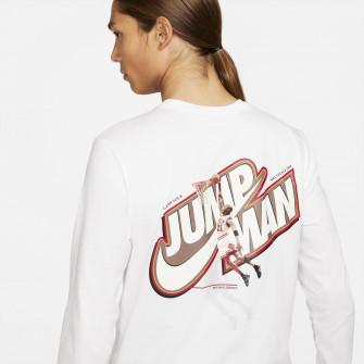 Air Jordan Jumpman Longsleeve Shirt ''White''