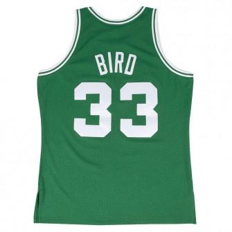 M&N NBA Boston Celtics 1985-86 Road Swingman Jersey ''Larry Bird''