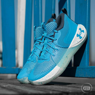 Under Armour Embiid 1 ''Light Blue''