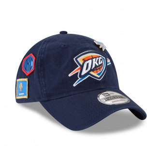 New Era Oklahoma Thunder 9TWENTY NBA Draft Cap